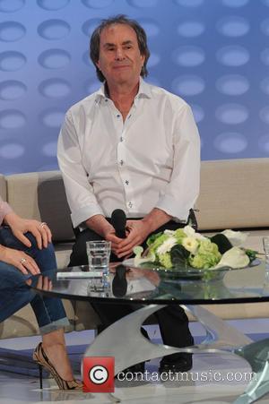 Chris de Burgh - German ZDF live TV show 'Willkommen bei Carmen Nebel' at GETEC Arena at GETEC Arena -...