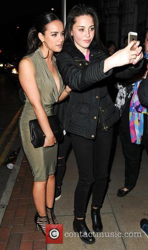 Georgia May Foote - British Soap Awards After Party held at The Milton Club and Static at Palace Hotel -...