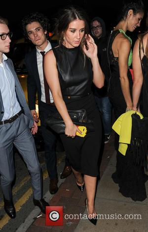 Brooke Vincent - British Soap Awards After Party held at The Milton Club and Static at Palace Hotel - Manchester,...