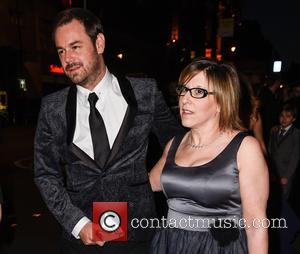 Danny Dyer - British Soap Awards After Party held at the Palace Hotel Manchester - Departures at Palace Hotel Manchester...