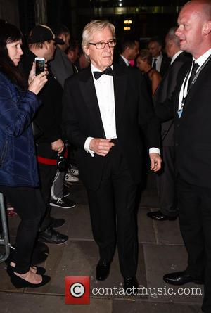 William Roache - British Soap Awards After Party held at the Palace Hotel Manchester - Departures at Palace Hotel Manchester...