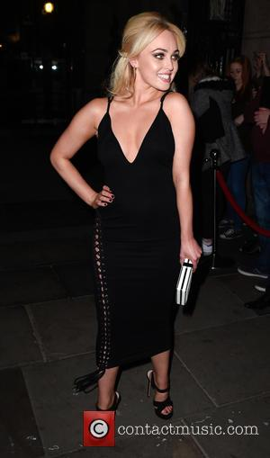 Jorgie Porter - British Soap Awards After Party held at the Palace Hotel Manchester - Departures at Palace Hotel Manchester...