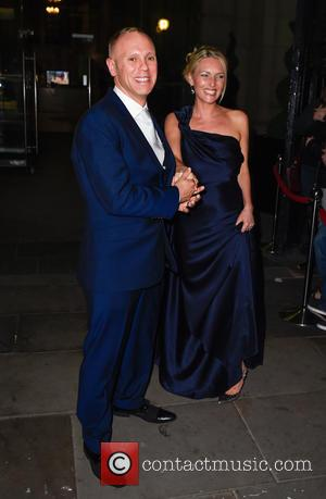 Robert Rinder and Judge Rinder - British Soap Awards After Party held at the Palace Hotel Manchester - Departures at...