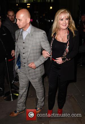 Beverley Callard - British Soap Awards After Party held at the Palace Hotel Manchester - Departures at Palace Hotel Manchester...