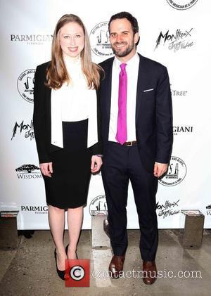 Chelsea Clinton and Joseph Petrucelli