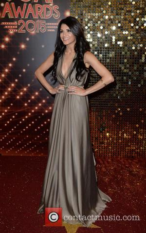 Natalie Anderson - A host of stars from a variety of British soap operas were photographed as they arrived for...