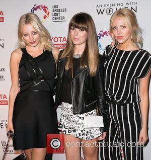 Shea, Caroline Vreeland and Jenny Bernheim