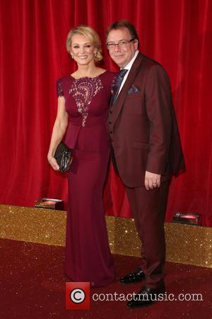 Gillian Taylforth and Adam Woodyatt