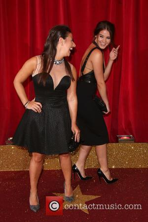 Hayley Tamaddon and Brooke Vincent