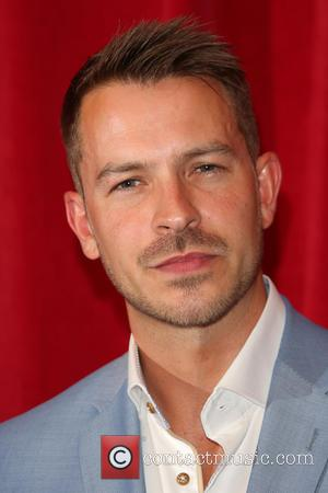 Ashley Taylor Dawson - A host of stars from a variety of British soap operas were photographed as they arrived...