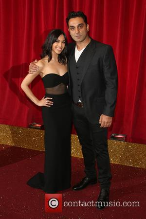 Fiona Wade and Pasha Bocarie