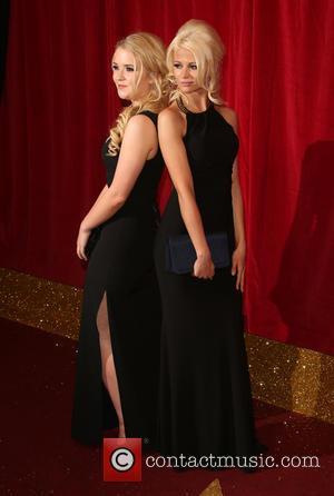 Lorna Fitzgerald and Danielle Harold