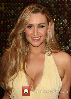 Catherine Tyldesley - The British Soap Awards 2015 at the Palace Hotel - Red Carpet Arrivals at Palace Hotel, Oxford...