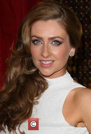 Gemma Merna - The British Soap Awards 2015 at the Palace Hotel - Red Carpet Arrivals at Palace Hotel, Oxford...
