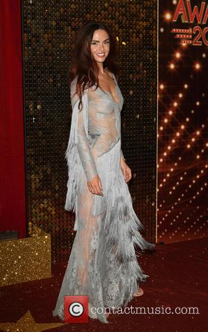 Jennifer Metcalfe - The British Soap Awards 2015 at the Palace Hotel - Red Carpet Arrivals at Palace Hotel, Oxford...