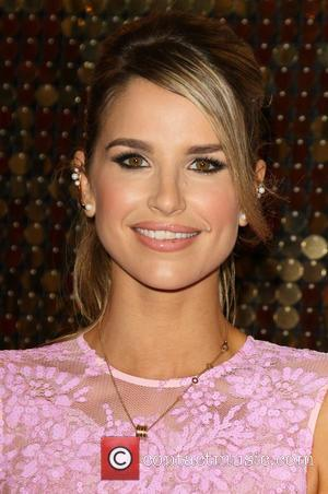 Vogue Williams - The British Soap Awards 2015 at the Palace Hotel - Red Carpet Arrivals at Palace Hotel, Oxford...