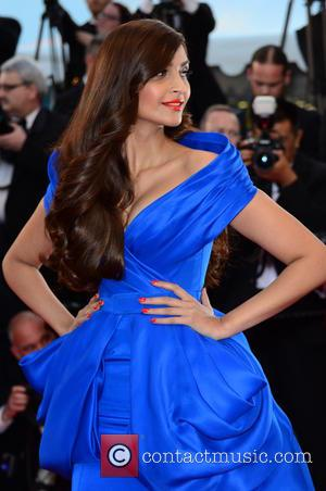 Sonam Kapoor - A variety of celebrities were photographed as they took to the red carpet at the 68th Annual...