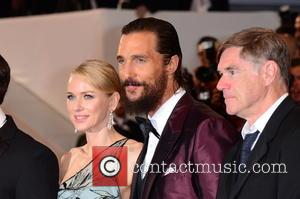 Naomi Watts, Matthew McConaughey and Gus Van Sant - A variety of celebrities were photographed as they took to the...
