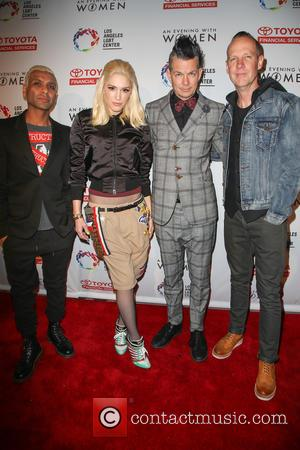 No Doubt, Tony Kanal, Gwen Stefani, Adrian Young and Tom Dumont