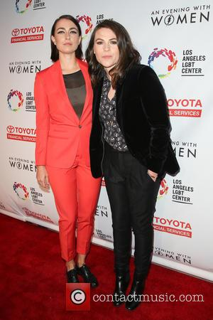 Clea DuVall - A variety of female celebrities were snapped as they attended an Evening With Women Benefitting the Los...