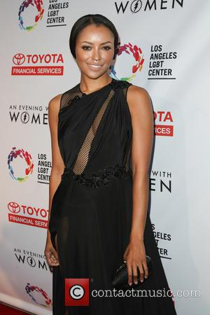 Kat Graham - A variety of female celebrities were snapped as they attended an Evening With Women Benefitting the Los...