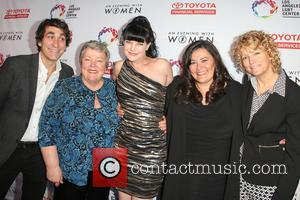 Brent Bolthouse, Lorri L. Jean, Pauley Perrette, Annie Goto and Kelly Lynch