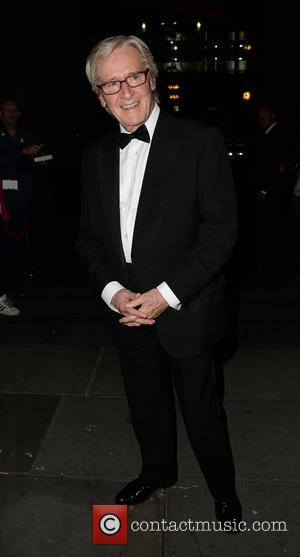 William Roache - The British Soap Awards 2015 at the Palace theatre - Departures - Manchester, United Kingdom - Saturday...