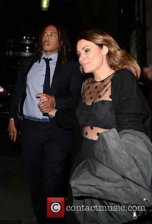 Alison King and Mystery Man