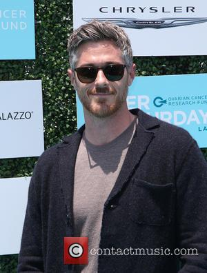 Dave Annable - A host of stars were photographed as they arrived for the Ovarian Cancer Research Fund's 2nd Annual...