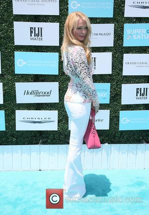 Charlotte Ross - A host of stars were photographed as they arrived for the Ovarian Cancer Research Fund's 2nd Annual...