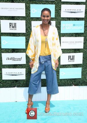 Joy Bryant - A host of stars were photographed as they arrived for the Ovarian Cancer Research Fund's 2nd Annual...