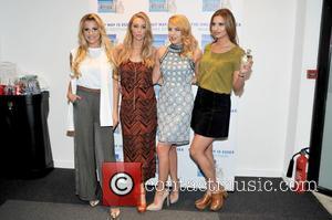 Georgia Kousoulou, Lauren Pope, Lydia-Rose Bright and Ferne McCann