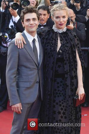 Xavier Dolan and Sienna Miller