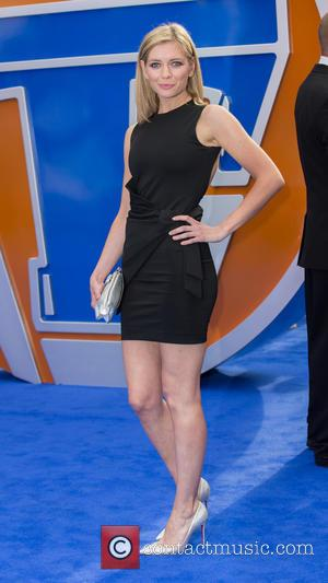 Rachel Riley - A host of stars were snapped as they arrived for the European premiere of 'Tomorrowland: A World...