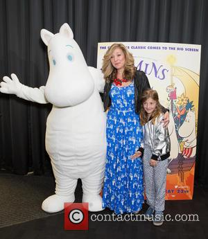 Tracy Ann Oberman - 'The Moomins On The Riviera' premiere at the BFI Southbank Theatre - Arrivals at BFI Theatre...