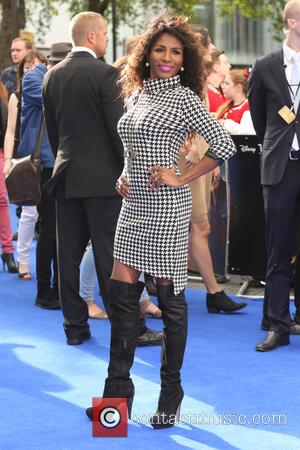 Sinitta - Tomorrowland UK film premiere - Arrivals at Tomorrowland - London, United Kingdom - Sunday 17th May 2015