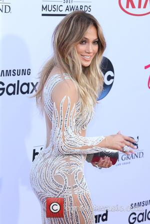 Jennifer Lopez - A variety of stars from the music industry were snapped as they arrived to the 2015 Billboard...