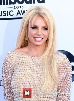 Britney Spears - A variety of stars from the music industry were snapped as they arrived to the 2015 Billboard...
