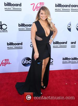 Mariah Carey - A variety of stars from the music industry were snapped as they arrived to the 2015 Billboard...