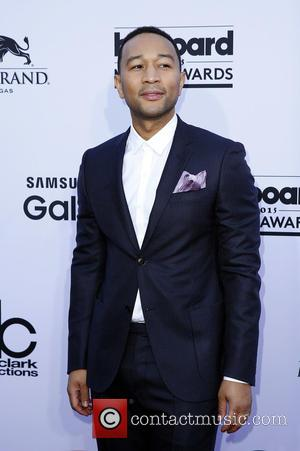 John Legend - A variety of stars from the music industry were snapped as they arrived to the 2015 Billboard...