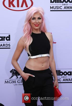 Bonnie McKee - 2015 Billboard Music Awards Arrivals at MGM Grand Garden Arena Las Vegas at MGM Grand Garden Arena,...