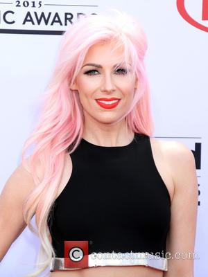 Bonnie McKee - 2015 Billboard Awards held at the MGM Grand Garden Arena inside MGM Grand Hotel & Casino -...