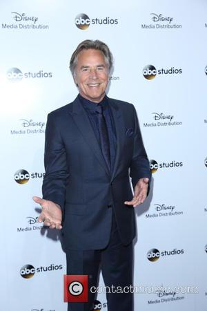 Don Johnson - 2015 Disney Media Distribution International Upfronts - Arrivals at Disney - Los Angeles, California, United States -...