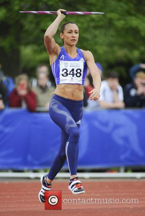 Jessica Ennis-Hill - Jessica Ennis-Hill at Loughborough International Athletics at Loughborough University - Loughborough, United Kingdom - Sunday 17th May...