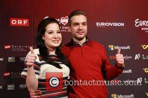 Eurovision Song Contest and Electro Velvet - Alex Larke Bianca Nichols
