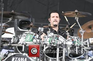 Charlie Benante and Anthrax