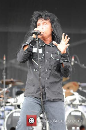 Anthrax - Rock on the Range Heavy Metal Music Festival, Mapfire Stadium, Columbus, OH, USA on Sunday, May 17, 2015...