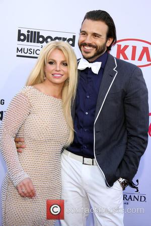 Britney Spears and Charlie Ebersol - 2015 Billboard Awards held at the MGM Grand Garden Arena inside MGM Grand Hotel...