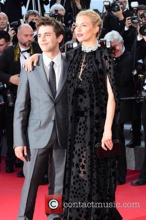 Sienna Miller and Xavier Dolan