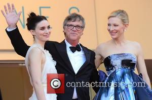 Rooney Mara, Todd Haynes and Cate Blanchett - A variety of celebrities were photographed as they took to the red...